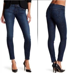 Hudson Krista Ankle Super Skinny Jeans